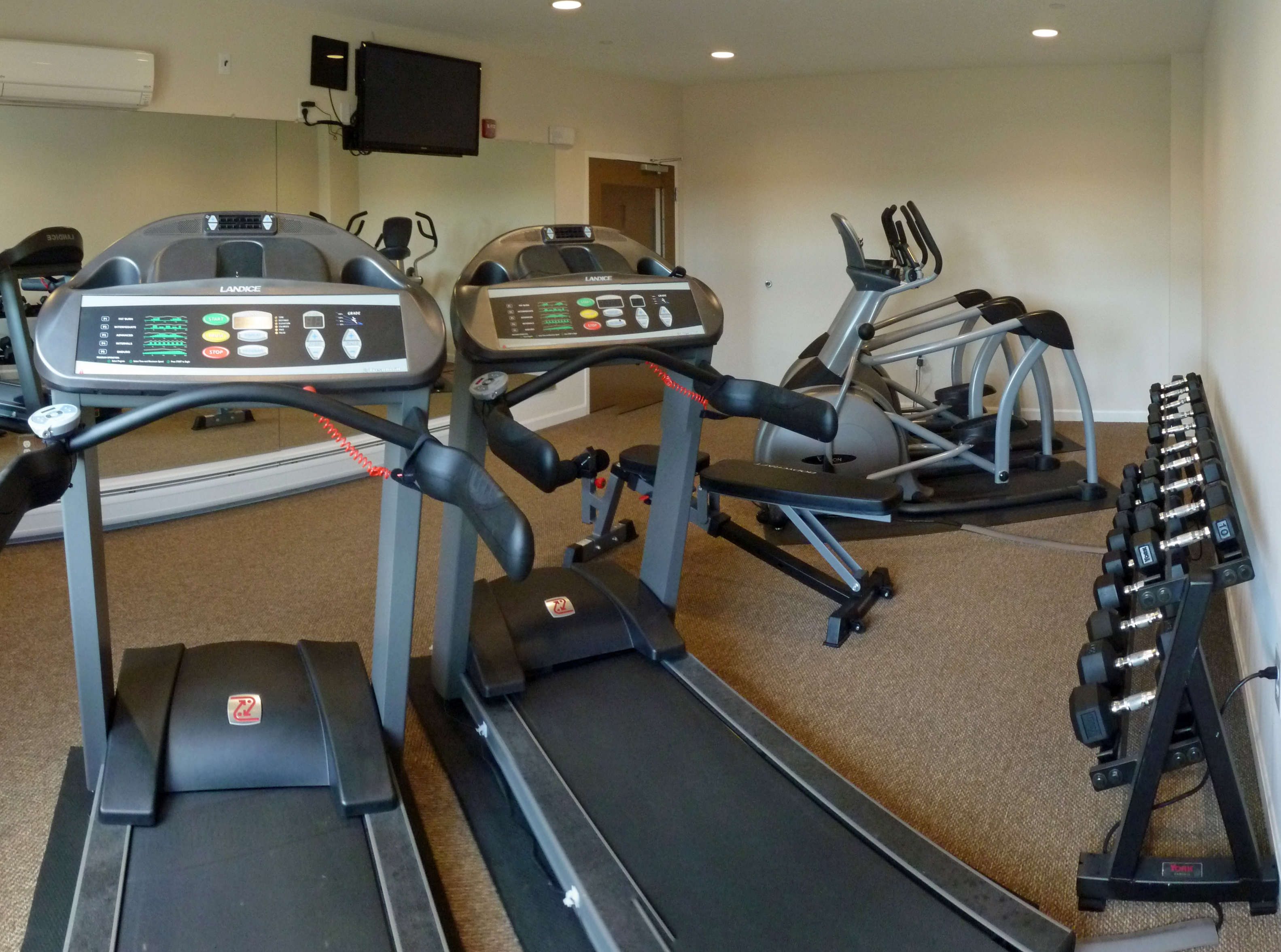Vermont Rentals with Workout Room