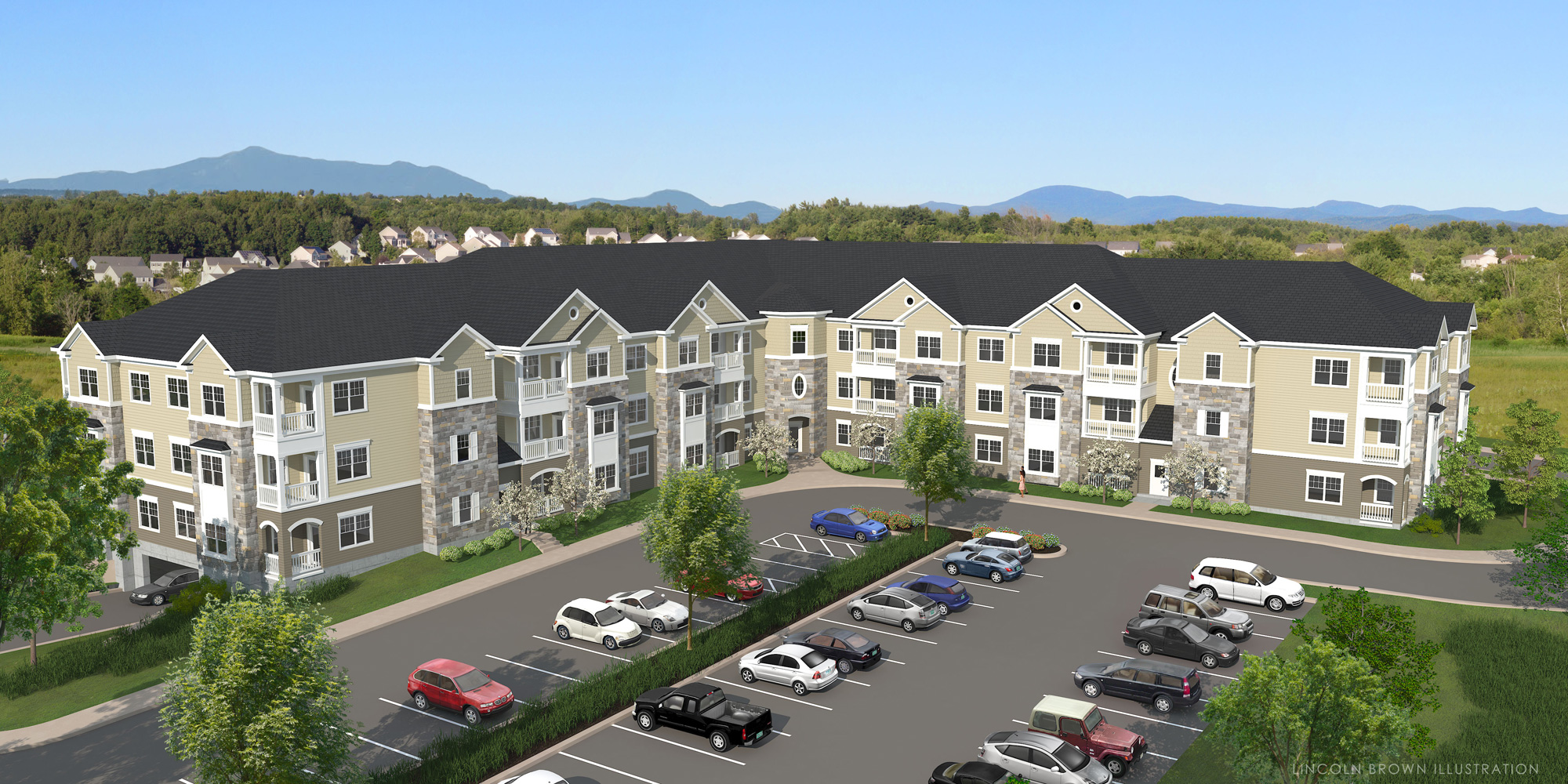 Brand New Vermont Apartments